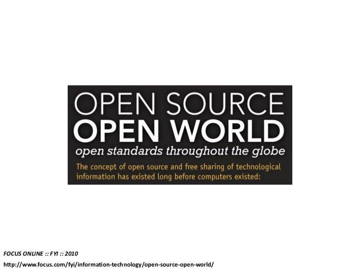 FOCUS ONLINE :: FYI :: 2010http://www.focus.com/fyi/information-technology/open-source-open-world/