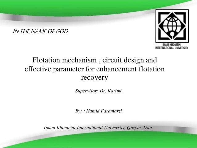 flotation mecanism
