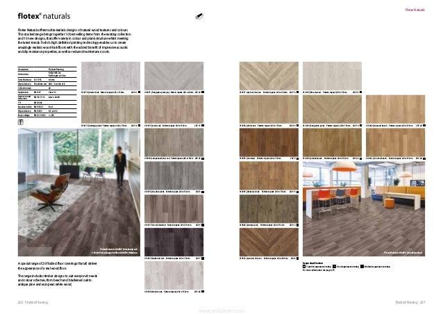 257Flocked Flooring256 Flocked Flooring Description Flocked flooring Dimensions Roll width 2m Roll length ≤ 30 lm Total th...