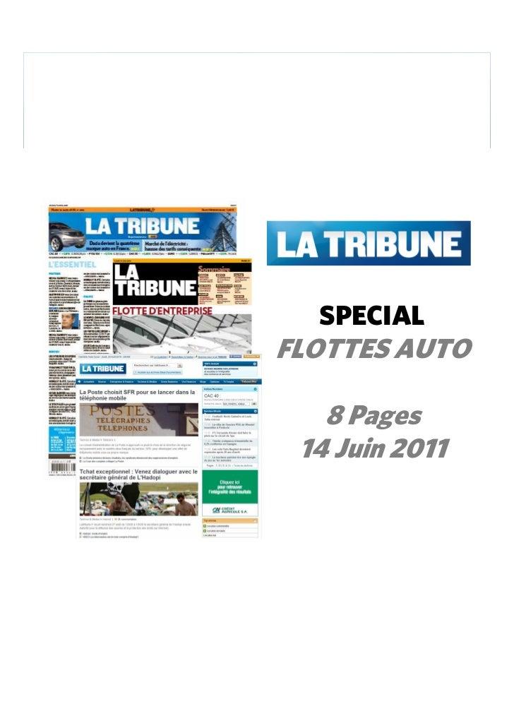 SPECIALFLOTTES AUTO   8 Pages 14 Juin 2011