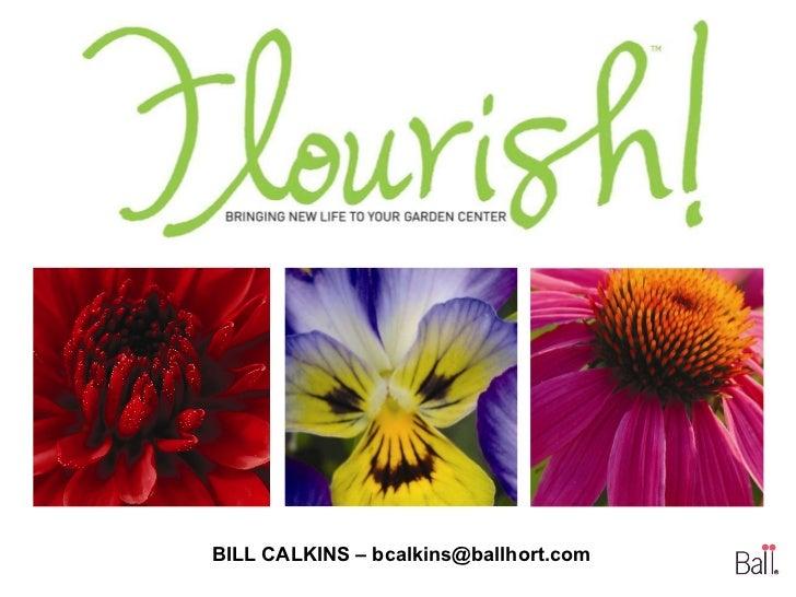 BILL CALKINS – bcalkins@ballhort.com
