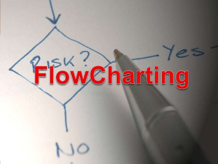 • The flowchart is a means of visually  presenting the steps in a process• It is used to clarify the process• It is helpfu...