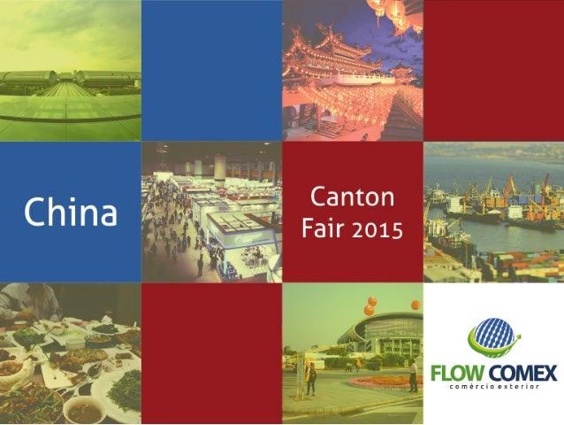 Nosso destino, China! Olá! É um prazer para nós, da Flow Comex, podermos compartilhar com você todas as experiências incrí...