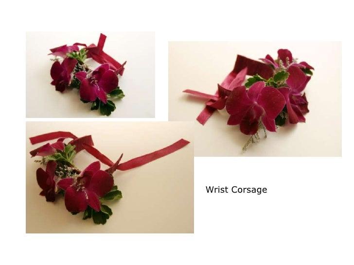 Wrist Corsage<br />