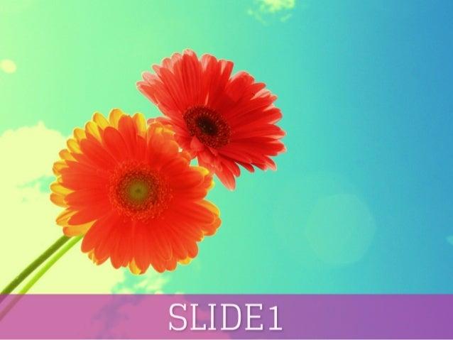 IMAGE CREDITS Slide # 1 Photograph by Pink Sherbet Photography view license Slide # 2 Photograph by Zyllan Fotografía view...