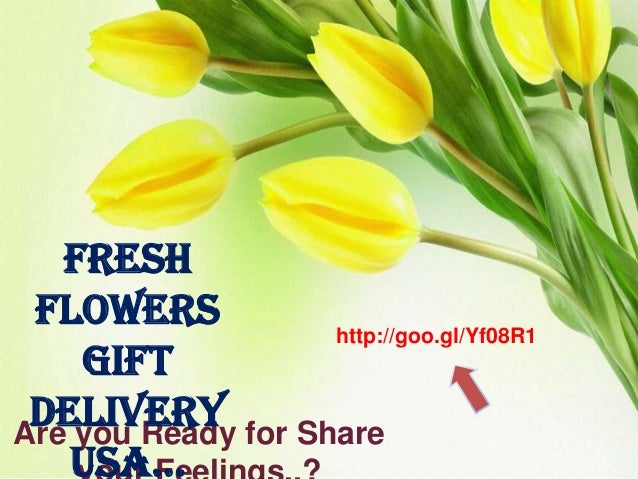 Are you Ready for Share http://goo.gl/Yf08R1 Fresh Flowers Gift Delivery USA…