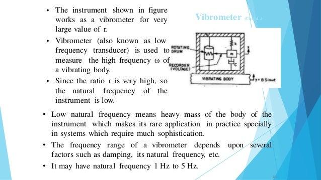 Flow measurement & vibration