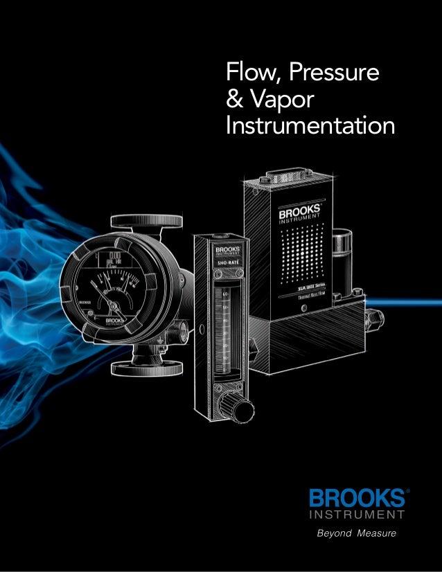 Flow, Pressure & Vapor Instrumentation