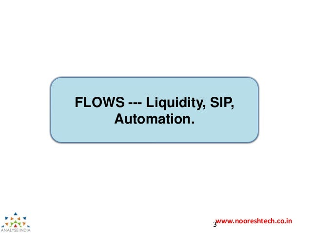 Flows to Floats - A Heady Cocktail in the Making - www.nooreshtech.co.in Slide 3