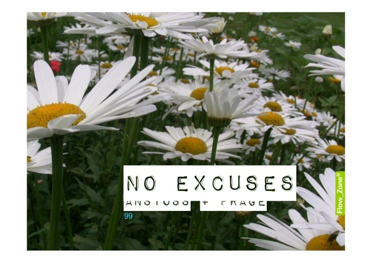 No_ExcusesAnstoss + Frage99