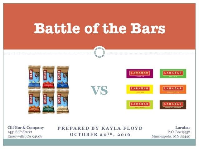 clif bar marketing strategy
