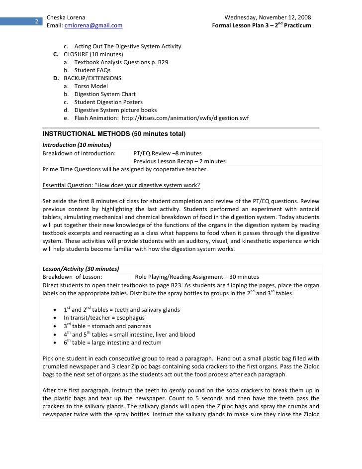 Digestive System Worksheet High School Free Worksheets Library ...