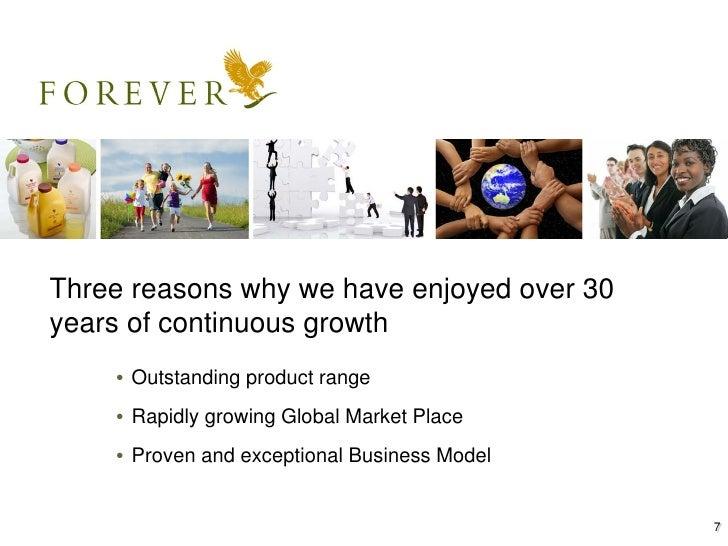 Forever Living - UK Health & Nutrition