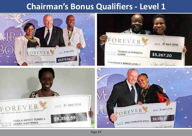forever living business presentation 2018