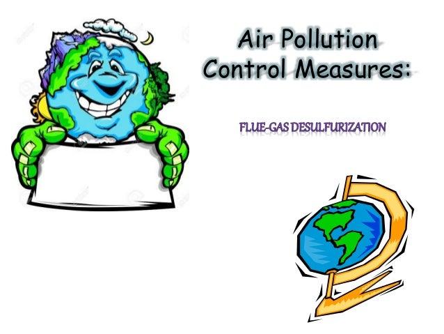 Air Pollution Control Measures: