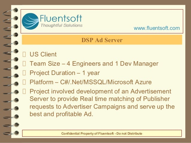 US Client Team Size – 4 Engineers and 1 Dev Manager Project Duration – 1 year Platform – C#/.Net/MSSQL/Microsoft Azure Pro...