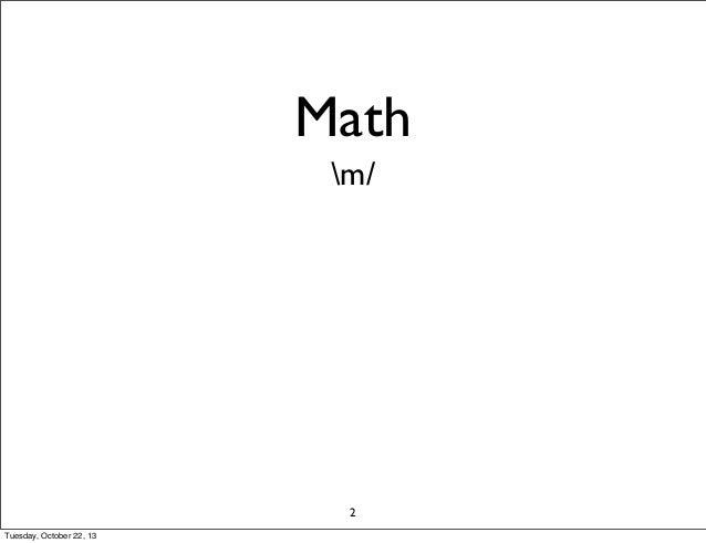 Fluent Refactoring (Cascadia Ruby Conf 2013) Slide 2