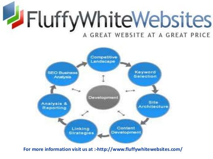 For more information visit us at :-http://www.fluffywhitewebsites.com/<br />