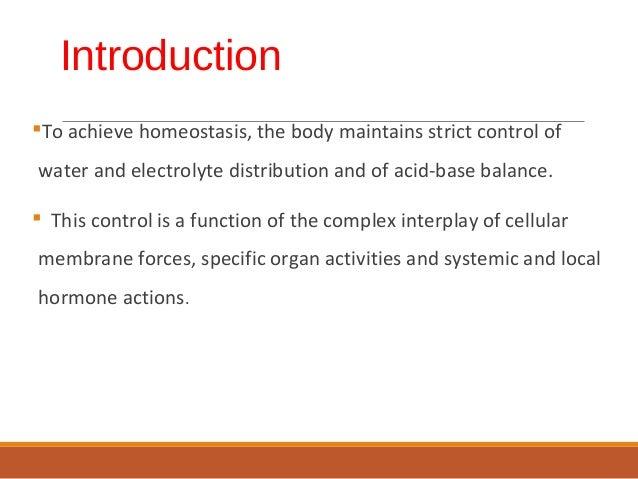 Fluid and electrolyte balance Slide 3