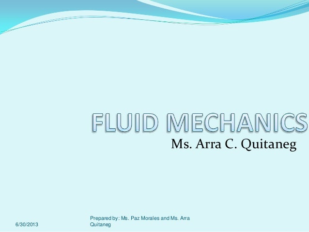 Ms. Arra C. Quitaneg 6/30/2013 Prepared by: Ms. Paz Morales and Ms. Arra Quitaneg