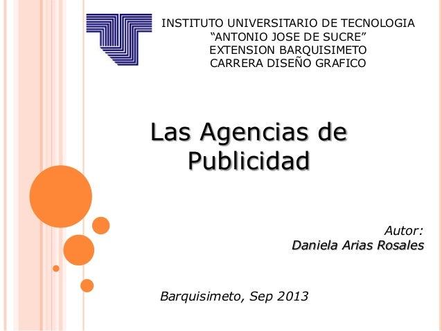 Flujograma agencia de publicidad for Agencia de publicidad