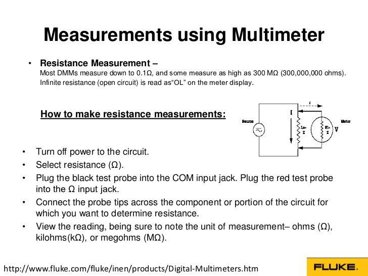 Digital Multimeters Basic Guide
