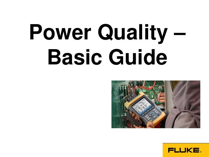 Power Quality – Basic Guide