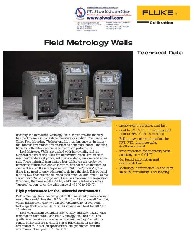 Type A Imperial Misc Holes Fluke Calibration 9143-INSA Insert for 9143 Field Metrology Wells Calibrators