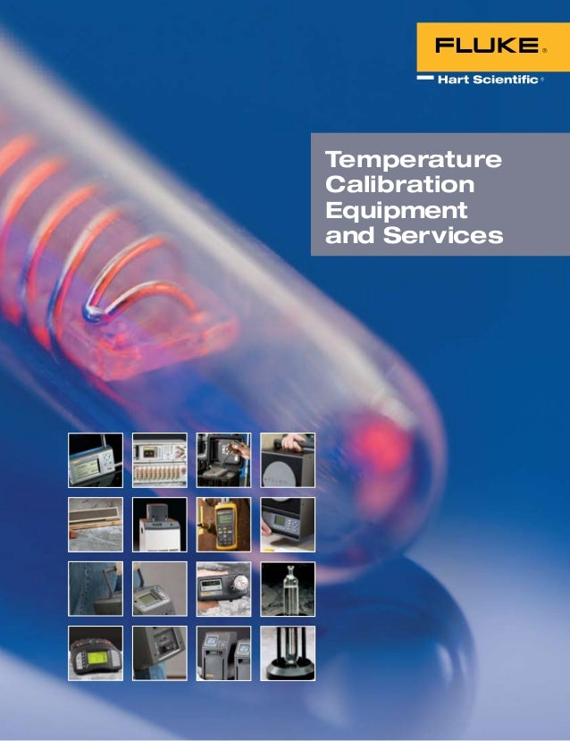 Temperature Calibration Equipment and Services