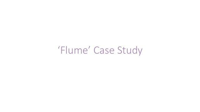 'Flume' Case Study
