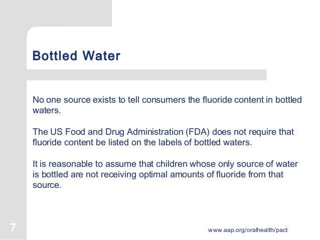 Fluoride - AAP