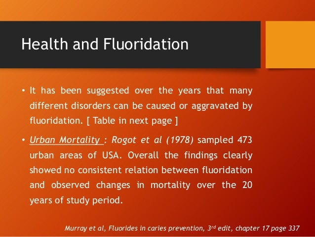 Fluoride Causes Cancer - Dr Dean Burk Ph.D - YouTube