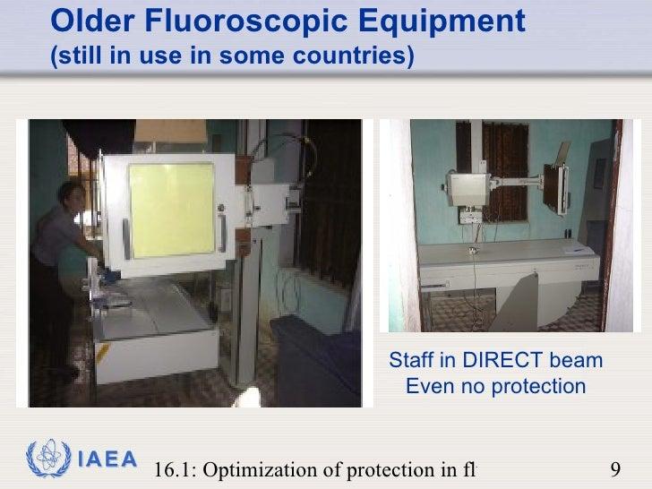 Fluoroscopy systems