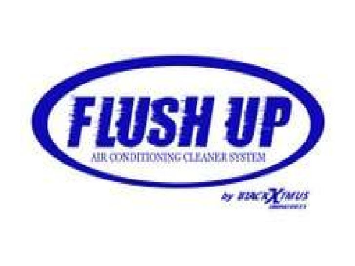 flush up  a  c inner systems cleaners