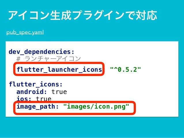 pub_spec.yaml import 'package:share/share.dart'; // Share.share(' ');