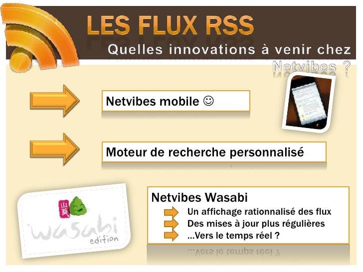 Projet de monétisation interne au fils RSS par de la publicité</li></ul>Devenir un bureau virtuel grâce au RSS cela rappo...