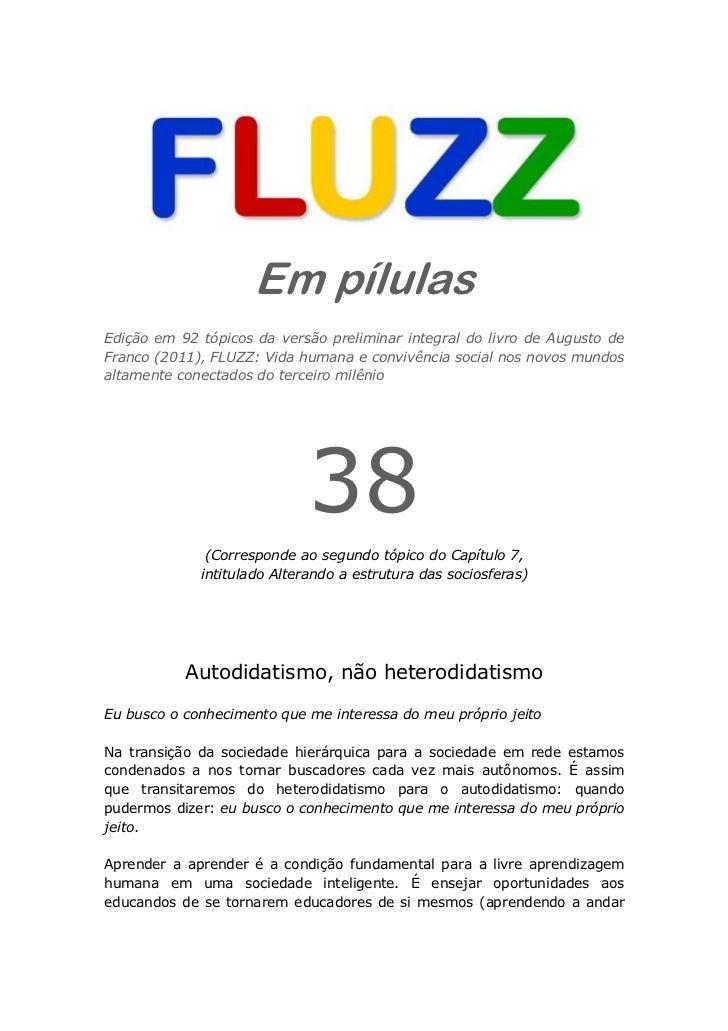Fluzz pilulas 38