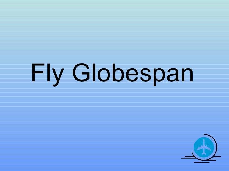 Fly Globespan