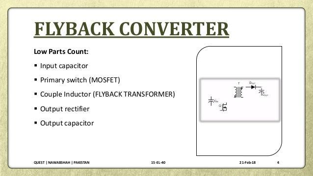 Flyback converter