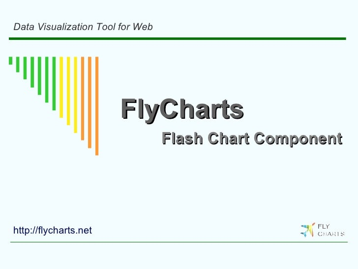 FlyCharts Flash Chart Component Data Visualization Tool for Web http:// flycharts.net