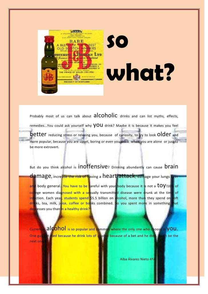 291465195580so what?<br />-384810100041<br />Probably most of us can talk about alcoholic drinks and can list myths, effec...