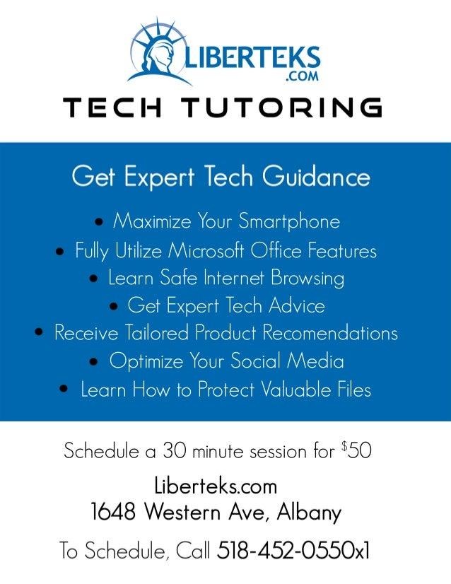 Schedulea30minutesessionfor$ 50 FullyUtilizeMicrosoftOfficeFeatures LearnSafeInternetBrowsing GetExpertTechAdvice ReceiveT...
