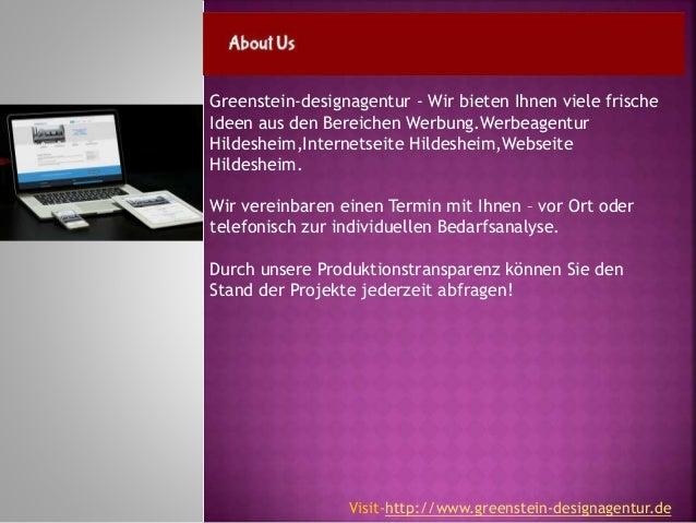 Visit-http://www.greenstein-designagentur.de Greenstein-designagentur - Wir bieten Ihnen viele frische Ideen aus den Berei...