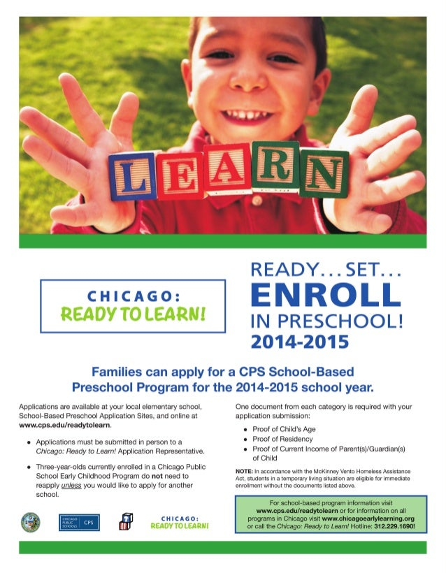 Chicago: Ready to Learn!