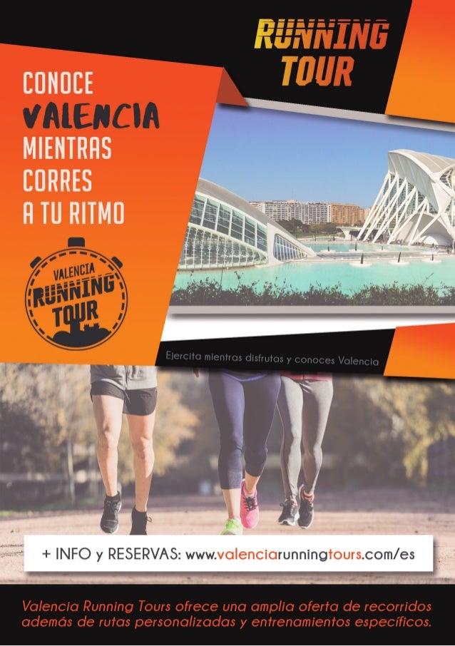 Valencia Running Tours. ESP