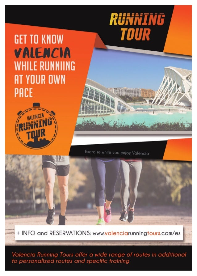 Valencia Running Tours. ENG