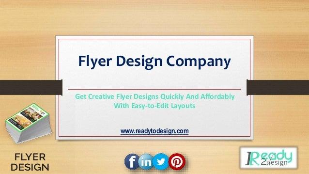 flyer advertising ideas