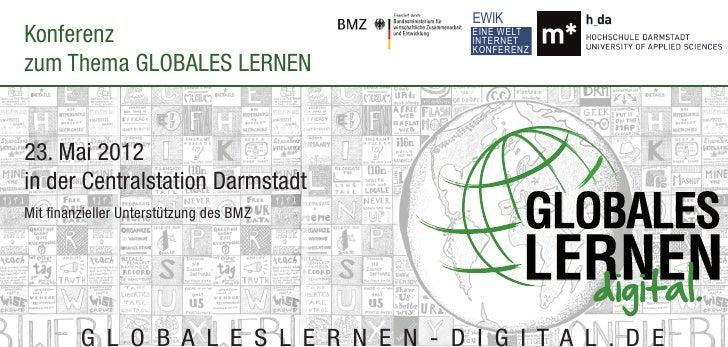 EWIKKonferenz                                EINE WELT                                         INTERNET                   ...