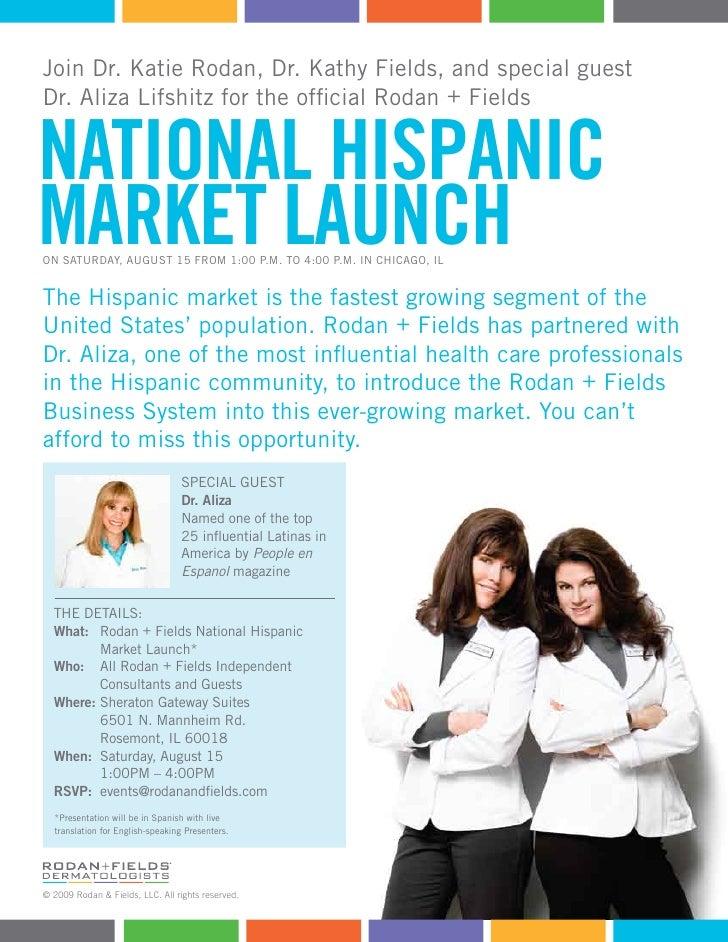 flyer hispanic launch chicago august 15