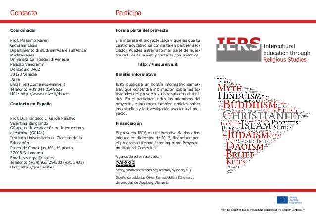 With the support of the Culture Programme of the European Commission  Forma parte del proyecto  ¿Te interesa el proyecto I...